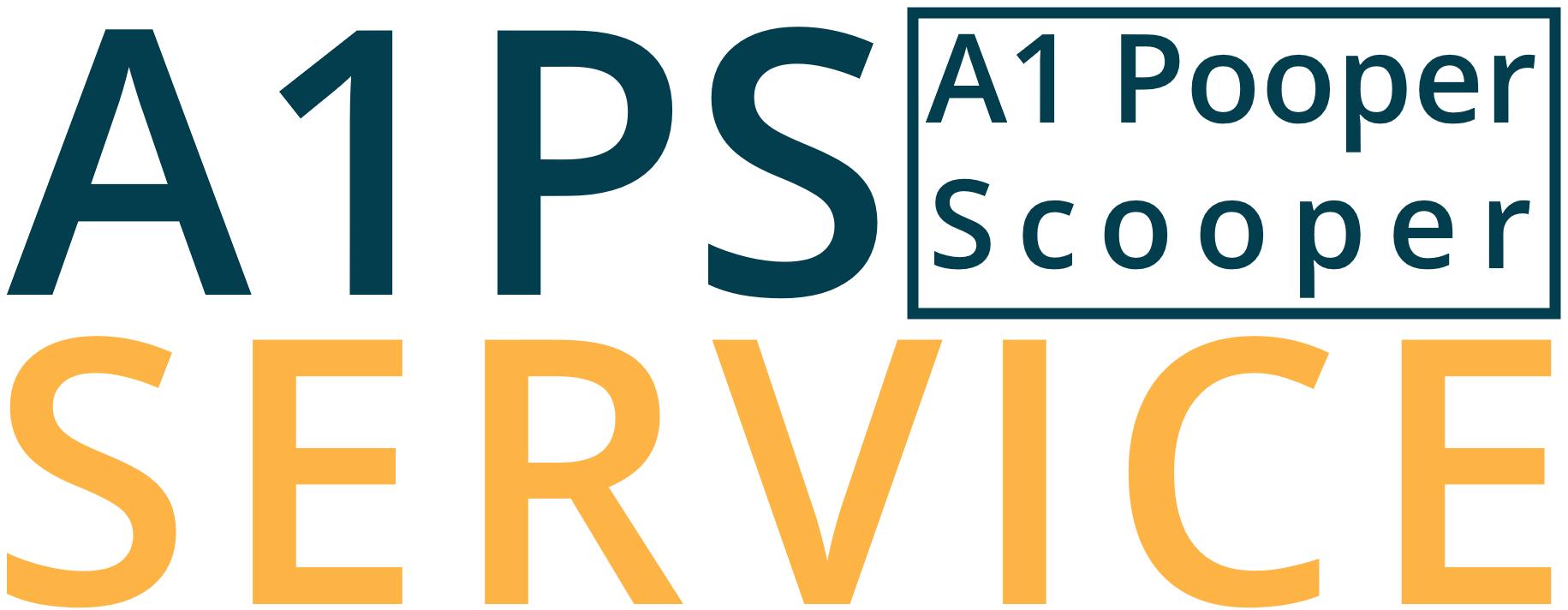 A1 Pooper Scooper Service Logo